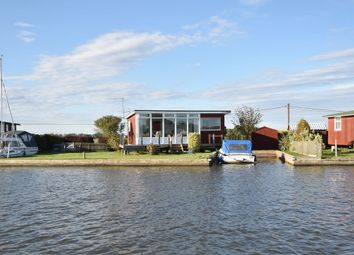 Thumbnail 2 bed detached bungalow for sale in North West Riverbank, Potter Heigham