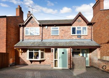 Thumbnail 4 bedroom detached house for sale in Victoria Street, Fleckney, Leicester