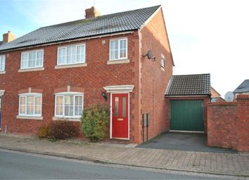Thumbnail 3 bedroom semi-detached house for sale in Walton Cardiff, Tewkesbury, Gloucestershire
