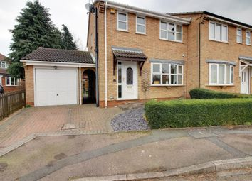 Thumbnail 3 bed semi-detached house for sale in Thorpe Leys, Long Eaton, Nottingham