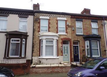 Thumbnail 2 bed terraced house for sale in Seddon Road, Garston, Liverpool, Merseyside