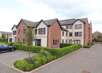 Thumbnail 2 bed flat for sale in Skelton Court, Wetheral, Carlisle