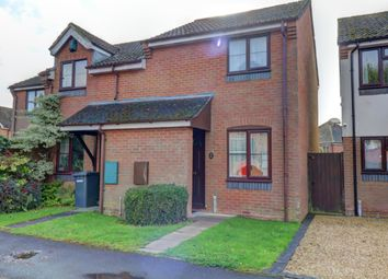 Thumbnail 2 bed semi-detached house for sale in Barkus Way, Stokenchurch, High Wycombe, Buckinghamshire