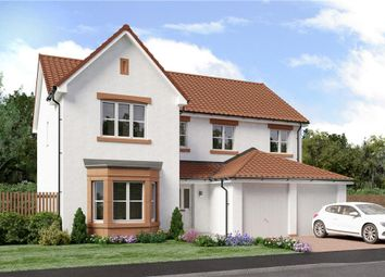 "Thumbnail 5 bed detached house for sale in ""Colville"" at Dirleton, North Berwick"