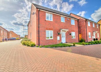 Thumbnail 4 bed detached house for sale in Duke Meadows, Market Deeping, Peterborough
