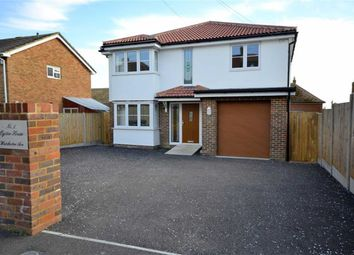 Thumbnail 4 bedroom detached house for sale in Watchester Avenue, Ramsgate, Kent