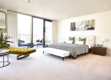 Thumbnail 1 bed flat for sale in Chelsea Harbour, Chelsea Island, London