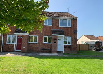 Thumbnail 1 bed link-detached house to rent in Birdcombe Road, Westlea, Swindon