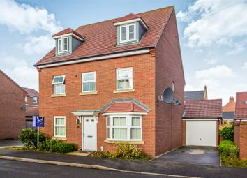 Thumbnail 5 bed property for sale in Boxtree Avenue, Hucknall, Nottingham