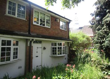 Thumbnail 4 bed end terrace house for sale in Mirberry Mews, Sherwin Road, Nottingham