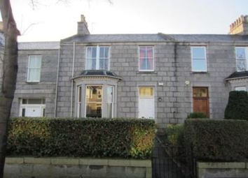 Thumbnail 3 bed terraced house to rent in Gladstone Place, Aberdeen