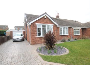 Thumbnail 3 bed bungalow for sale in Moulton Grove, Stockton-On-Tees