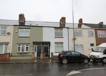 Thumbnail 2 bedroom terraced house for sale in High Street North, Langley Moor, Durham