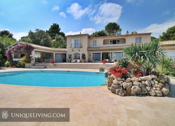 Thumbnail 9 bed villa for sale in La Colle Sur Loup, Vence, French Riviera