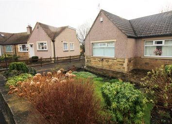 Thumbnail 2 bed semi-detached bungalow for sale in Tyersal Court, Bradford
