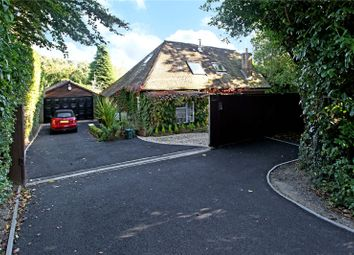 Thumbnail 3 bed detached house for sale in Portsmouth Road, Hindhead, Surrey