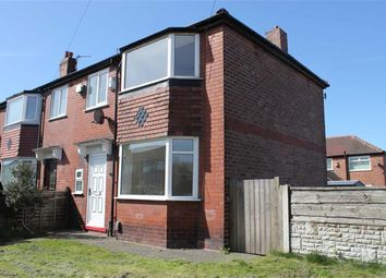 Thumbnail 3 bedroom end terrace house for sale in Kirkham Avenue, Gorton, Greater Manchester