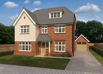 Thumbnail 5 bedroom detached house for sale in Haslingfield Road, Barrington, Cambridgeshire