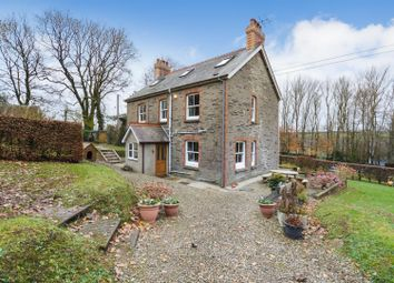 Thumbnail 5 bed detached house for sale in Cwmfelin Mynach, Whitland