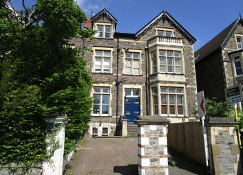 Thumbnail 2 bed flat for sale in Belgrave Road, Bristol