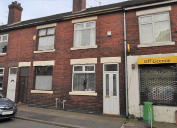 Thumbnail 2 bed terraced house for sale in Hollings Street, Fenton, Stoke-On-Trent