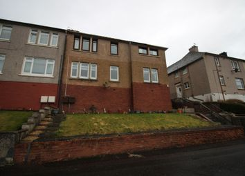 Thumbnail 3 bed flat for sale in Coats Street, Coatbridge, Lanarkshire