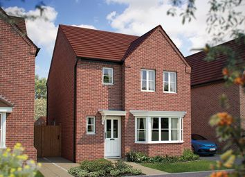"Thumbnail 3 bedroom detached house for sale in ""The Epsom"" at Main Street, Tingewick, Buckingham"