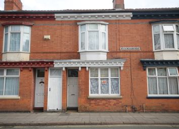 Thumbnail 3 bedroom terraced house for sale in Beckingham Road, Evington, Leicester