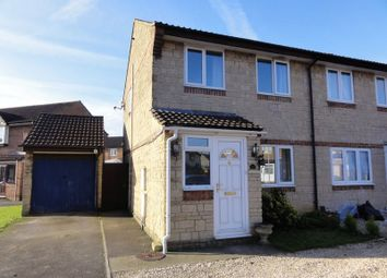 Thumbnail 3 bed semi-detached house to rent in Courts Barton, Frome