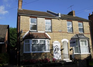 Thumbnail 3 bed semi-detached house for sale in Otford Road, Sevenoaks