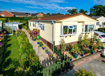 Thumbnail 3 bed mobile/park home for sale in Howey, Llandrindod Wells