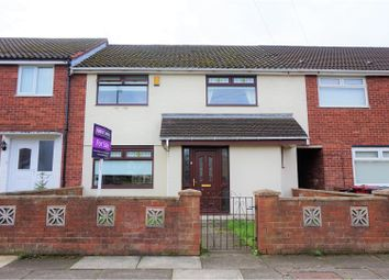 Thumbnail 4 bed terraced house for sale in Haweswater Close, Liverpool