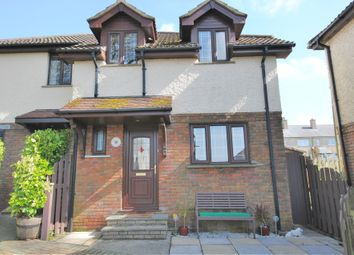 Thumbnail 3 bed semi-detached house for sale in Camlork Close, Strang, Douglas, Isle Of Man