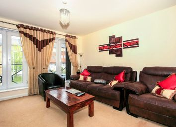 Thumbnail 3 bed terraced house for sale in Teasel Way, Hampton Centre, Peterborough