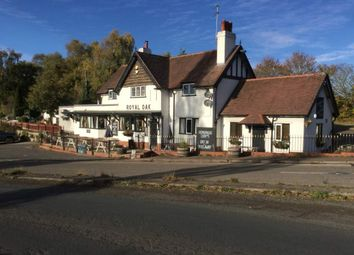 Thumbnail Pub/bar for sale in Bridgnorth Road, Rudge Heath, Pattingham, Wolverhampton