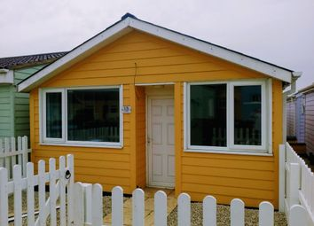 Thumbnail Mobile/park home for sale in Paston Road, Mundesley, Norwich
