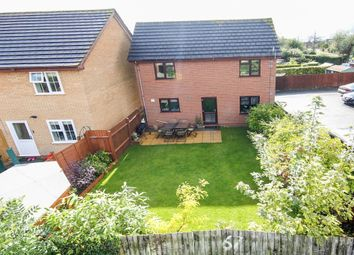 Thumbnail 2 bed semi-detached house for sale in Merganser Drive, Bicester