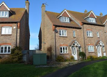 Thumbnail 3 bed end terrace house for sale in Charlton Court, Reading Road, Wantage