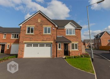 Thumbnail 5 bed detached house for sale in Winchester Drive, Devonshire Park, Bolton