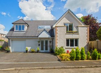 Thumbnail 3 bed detached house for sale in Dam Park, Dunlop, Kilmarnock