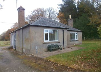 Thumbnail 3 bed bungalow to rent in Elgin