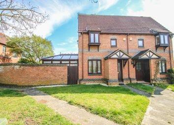 Thumbnail 1 bed semi-detached house to rent in Dairymans Walk, Burpham, Guildford