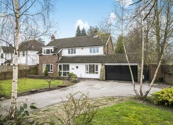 Thumbnail 4 bed detached house for sale in Oakwood Road, Horley, Surrey