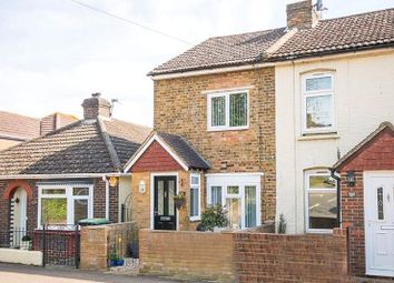 Thumbnail 2 bed end terrace house for sale in Bell Lane, Maidstone, Ditton, Kent ME206Bu