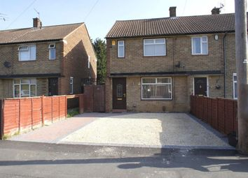 Thumbnail 2 bedroom semi-detached house to rent in Crayford Road, Alvaston, Derby
