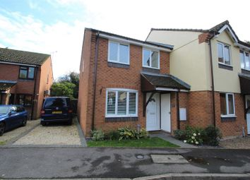 Thumbnail 3 bed semi-detached house for sale in Barkus Way, Stokenchurch, High Wycombe