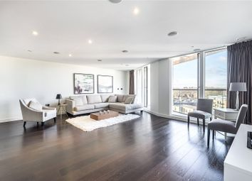 Thumbnail 3 bedroom flat for sale in Caro Point, 5 Gatliff Road, London