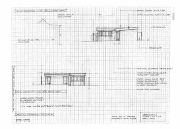 Thumbnail 2 bedroom detached bungalow for sale in Land To Rear Of Bath Road, Longwell Green