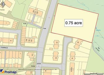 Thumbnail Land for sale in Cefn Bryn, Porth