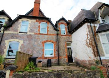 Thumbnail 4 bed terraced house for sale in Vane Hill Road, Torquay